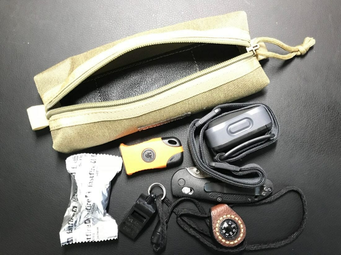 portable survival kit